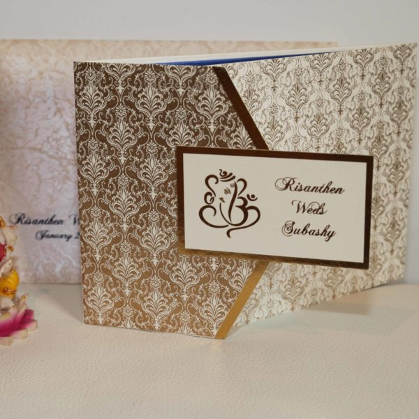 Hindu wedding Cards white-02
