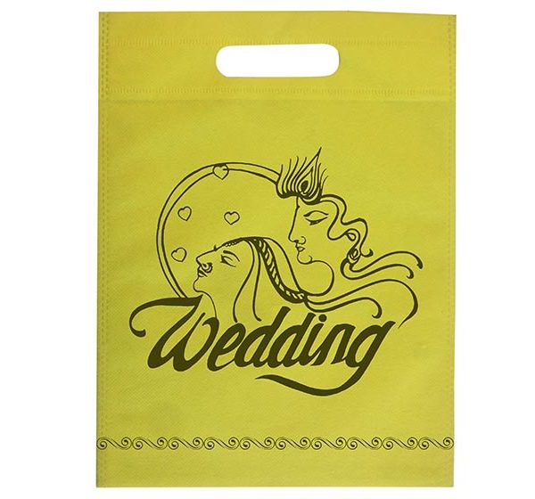 Gifts-bag Yellow